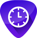 Icon - Only takes a few minutes